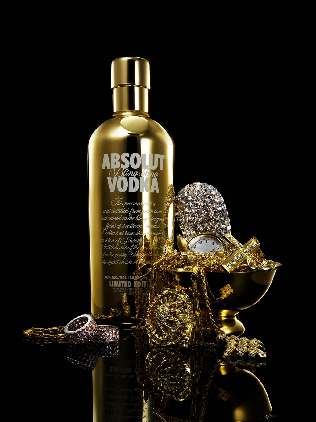 absolut vodka In 1977 lars lindmark, then ceo of sweden's wine & spirits corp, decided that the state-owned liquor monopoly should make a bid for the export market sweden at that time was probably the least.