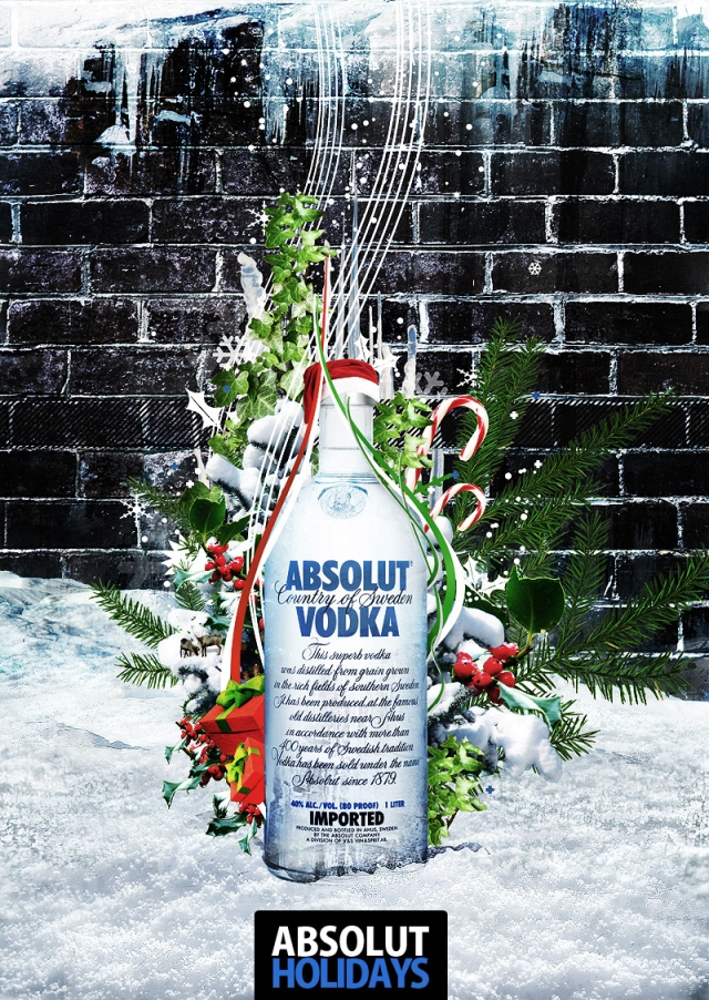 absolut vodka facts 2011 15 cool augmented reality advertising campaigns jan 24,  starting from 2011,  of an app that users used to scan the neck hangers of absolut vodka bottles,.