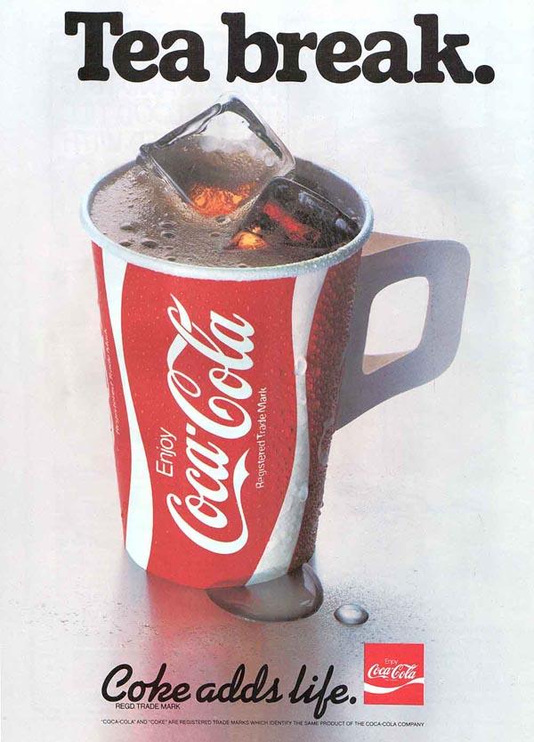 35 Coca Cola Ads | Life in CMYK